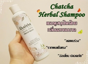 chatcha herbal洗发露